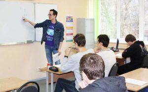 Консультация по математике в формате ЕГЭ в Академии