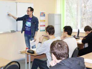 Консультация в формате ЕГЭ в Академии